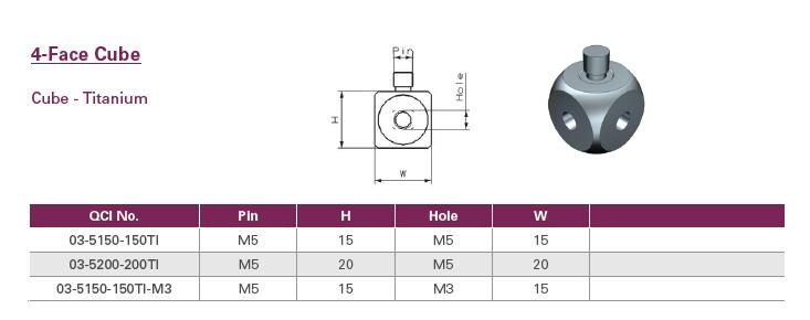 M5-4Face-Cube