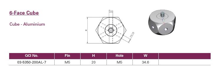 M5-6Face-Cube